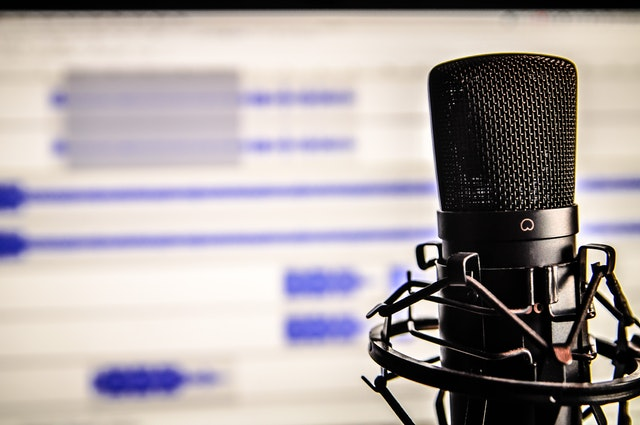 prospecting clients using podcasts