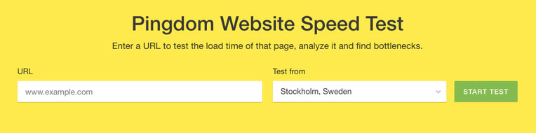 pingdom-website-speed-tool