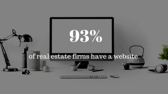 Real Estate Firms Have Websites