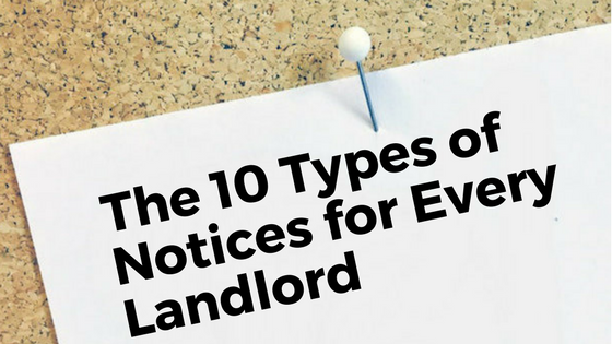 10 Types of Property Management Letters to Tenants