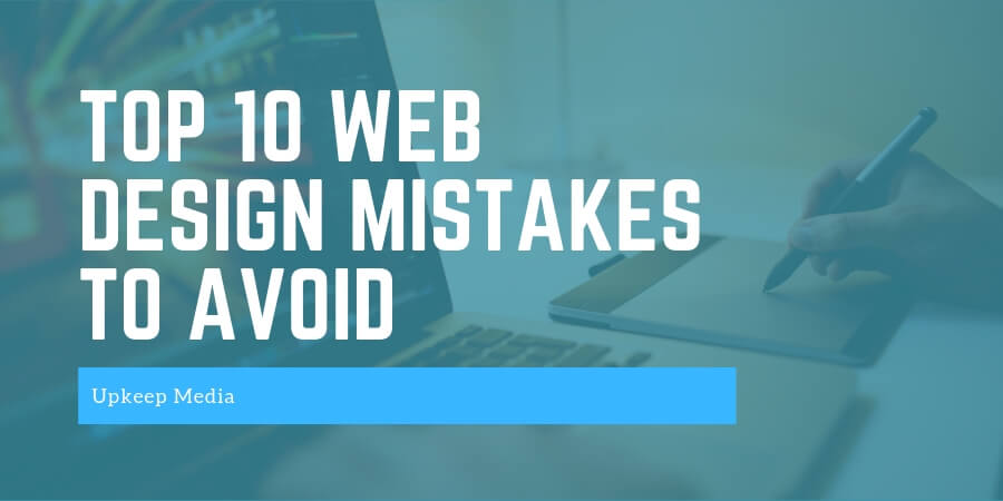 10 Web Design Mistakes Property Managers Need to Avoid
