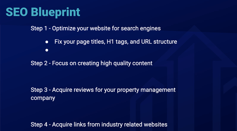 Overview of SEO For Property Management Companies