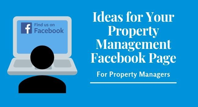 What To Post On Your Property Management Company's Facebook Page