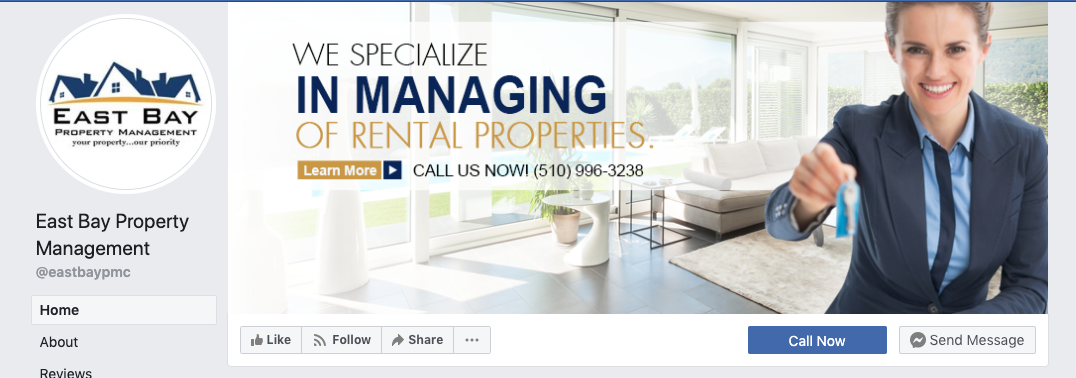 facebook for property managers