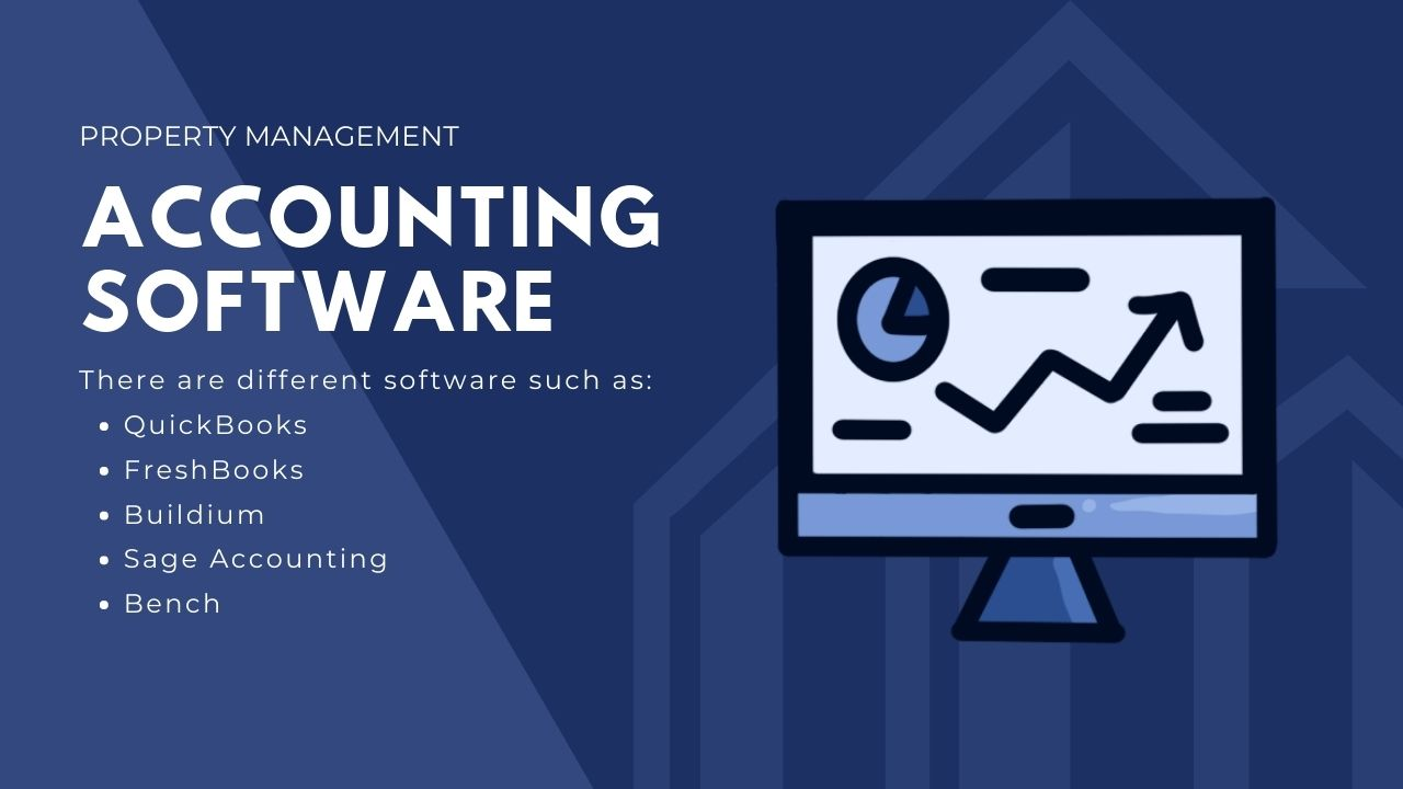 Best accounting software for real estate management