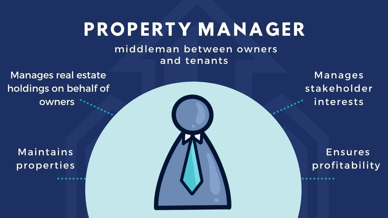 becoming a property manager in california
