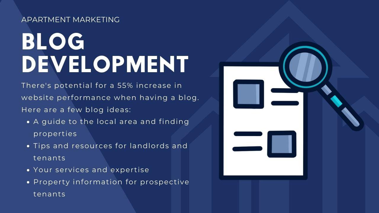 Apartment blog ideas