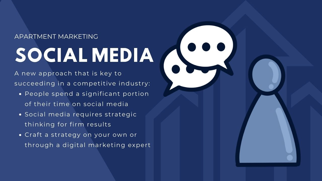 Marketing techniques for apartments - using social media marketing