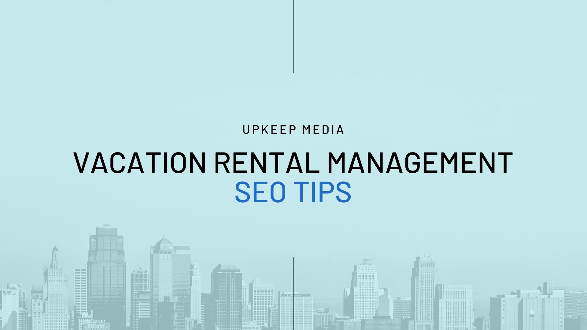 Vacation Rental Management SEO