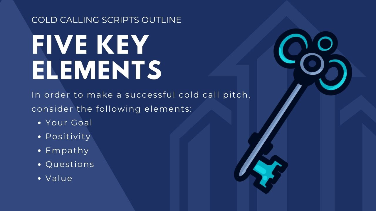 Five key elements for cold calling landlords