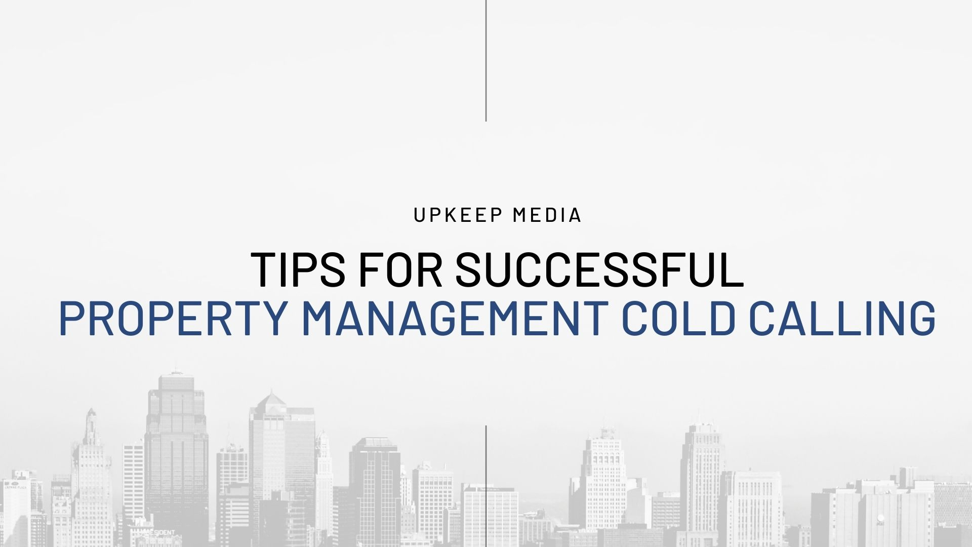 cold calling property managers