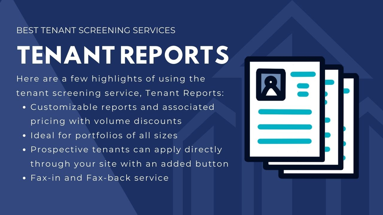Tenant Reports Review